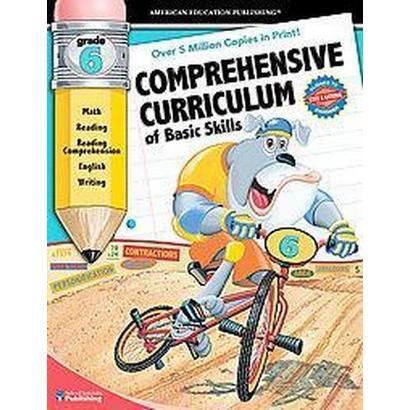 Comprehensive Curriculum of Basic Skills (Workbook) (Paperback)