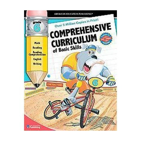 Comprehensive Curriculum of Basic Skills (Workbook) (Paperback)