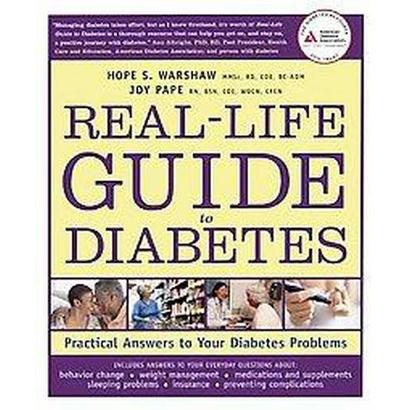 Real Life Guide to Diabetes (Paperback)