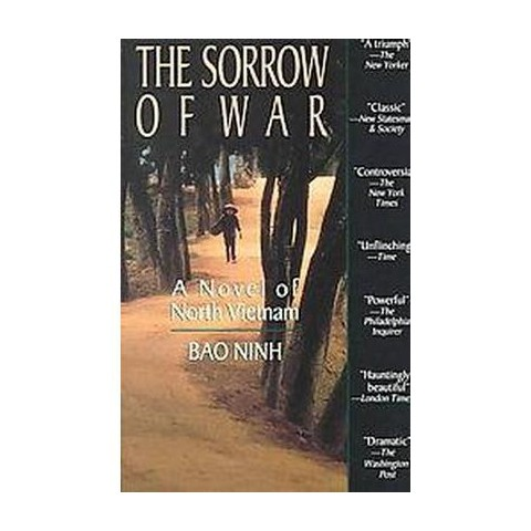 The Sorrow of War (Reprint) (Paperback)