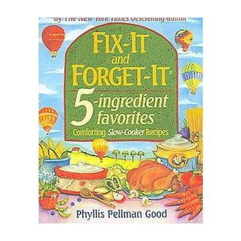 Fix-it And Forget-it 5-ingredient Favorites (Paperback)