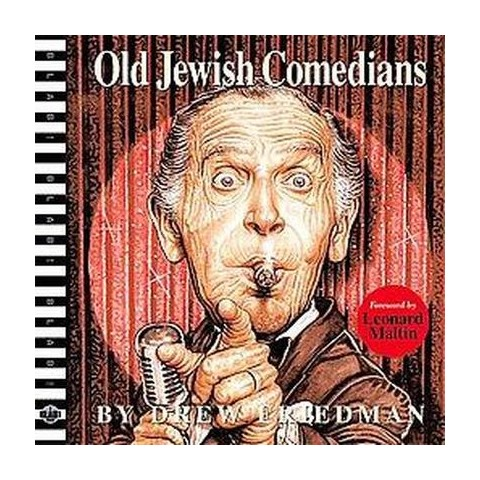 Old Jewish Comedians (Hardcover)