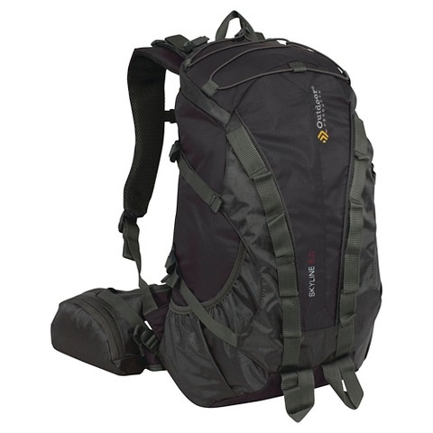 Outdoor Products Skyline Internal Frame Pack - Black