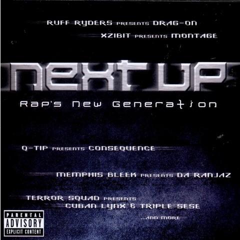 Next Up: Rap's New Generation [Explicit Lyrics]