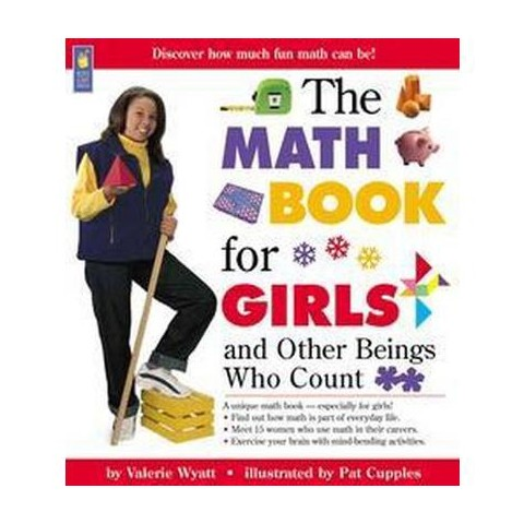 Math Book for Girls (Paperback)