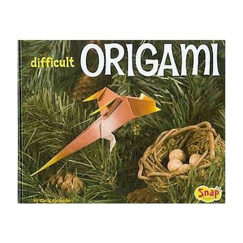 Difficult Origami (Hardcover)