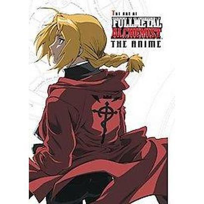 The Art of Fullmetal Alchemist (Hardcover)