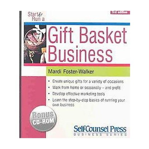 Start & Run a Gift Basket Business (Mixed media product)