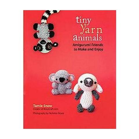 Tiny Yarn Animals (Paperback)