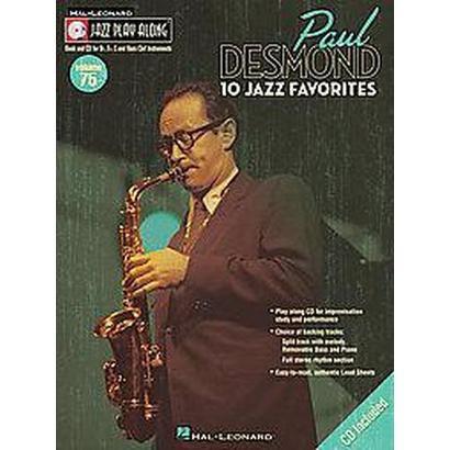 Paul Desmond (75) (Mixed media product)