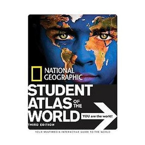 National Geographic Student Atlas of the World (Hardcover)