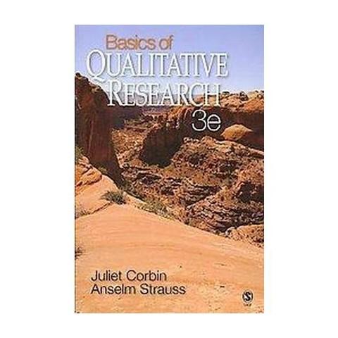 Basics of Qualitative Research (Paperback)