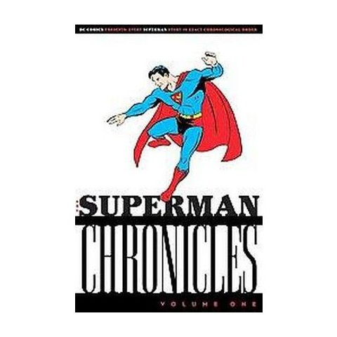 The Superman Chronicles 1 ( Superman) (Paperback)
