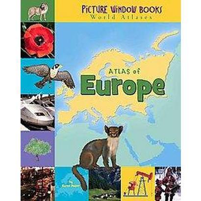 Atlas of Europe (Hardcover)