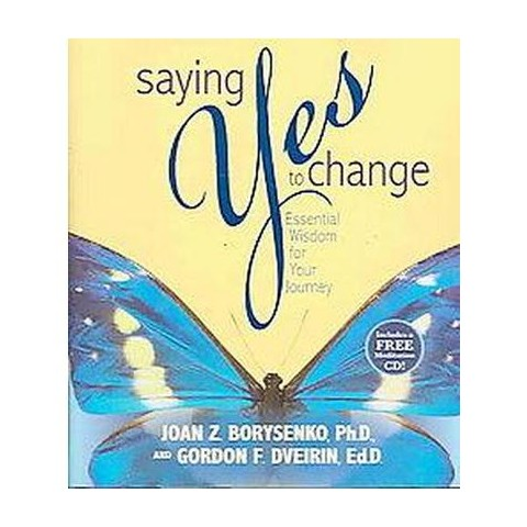Saying Yes to Change (Mixed media product)