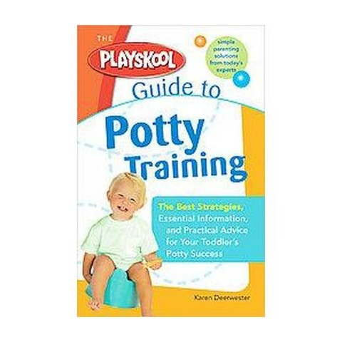 The Playskool Guide to Potty Training (Paperback)