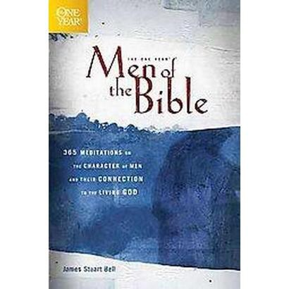 The One Year Men of the Bible (Paperback)