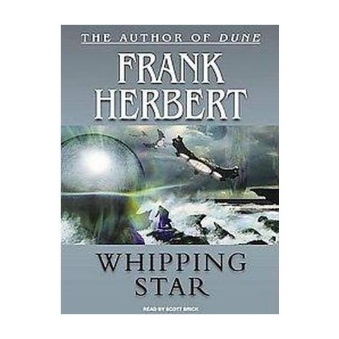 Whipping Star (Abridged) (Compact Disc)