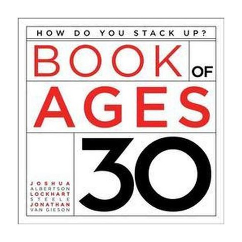Book of Ages 30 (Hardcover)