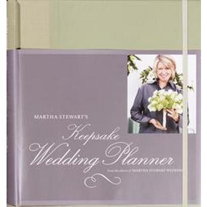 Martha Stewart's Keepsake Wedding Planner (Loose-leaf)