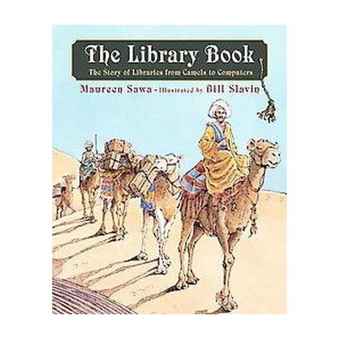The Library Book (Hardcover)