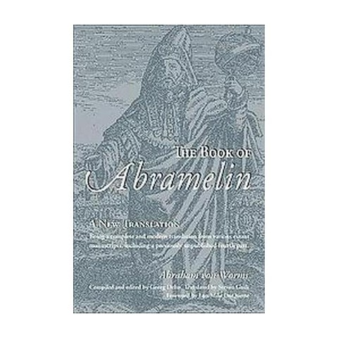 The Book of Abramelin (Hardcover)