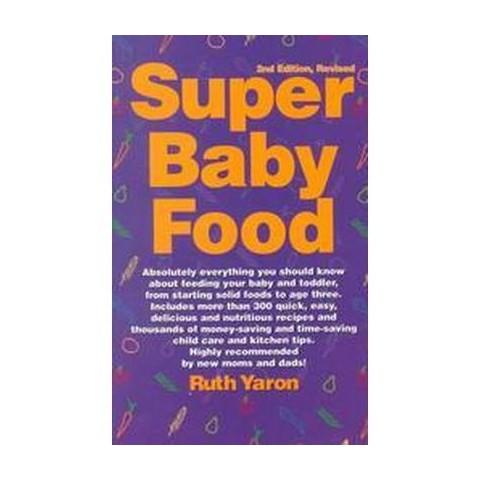 Super Baby Food (Paperback)