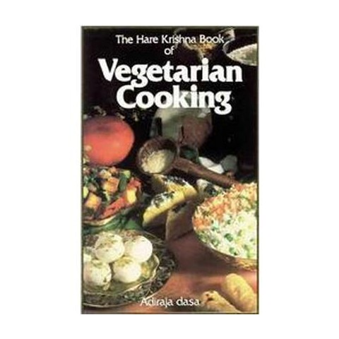 Hare Krishna Book of Vegetarian Cooking (Hardcover)
