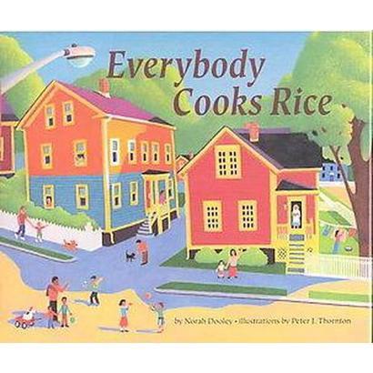 Everybody Cooks Rice (Hardcover)