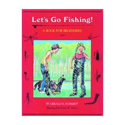 Let's Go Fishing (Paperback)