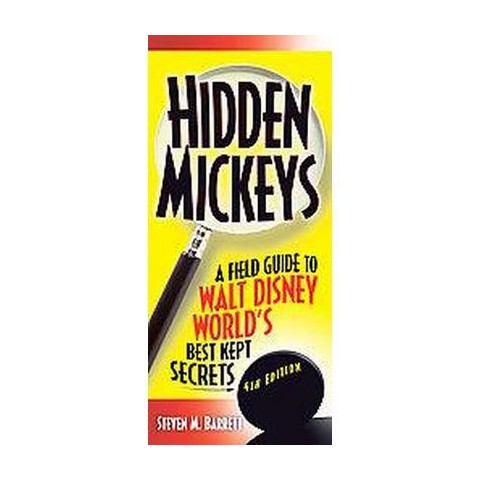 Hidden Mickeys (Paperback)