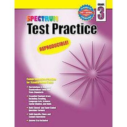 Test Practice (Paperback)