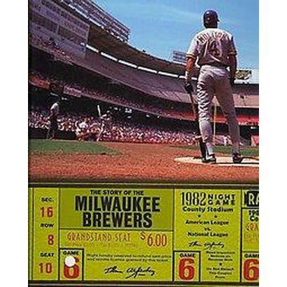 The Story of the Milwaukee Brewers (Hardcover)