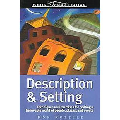 Write Great Fiction (Paperback)