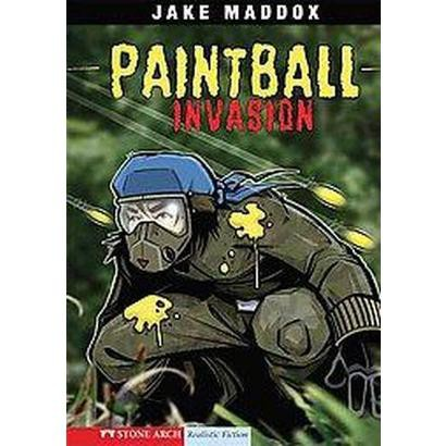 Paintball Invasion (Hardcover)