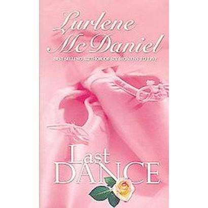 Last Dance (Paperback)
