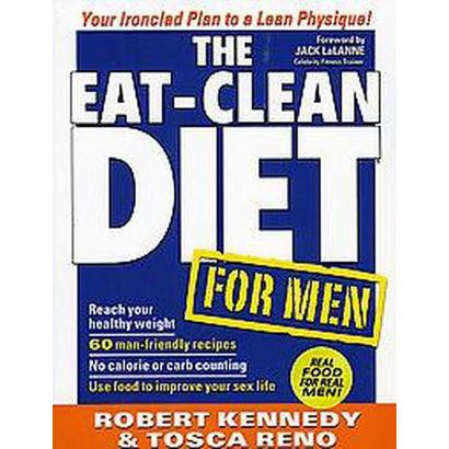 The Eat-Clean Diet for Men (Paperback)