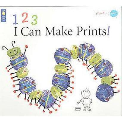 123 I Can Make Prints! (Paperback)