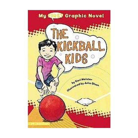 The Kickball Kids (Hardcover)