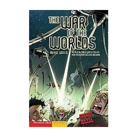 The War of the Worlds (Reprint) (Hardcover)
