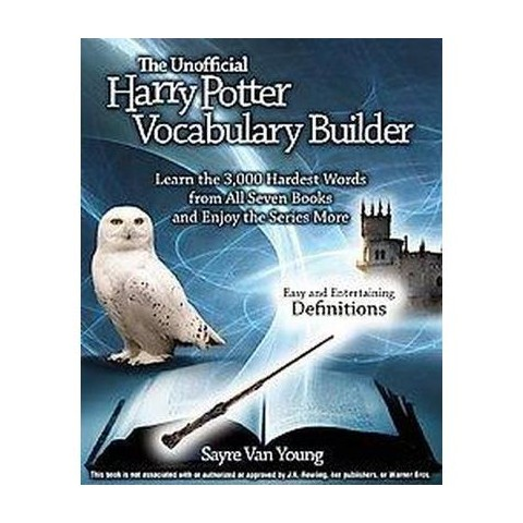 The Unofficial Harry Potter Vocabulary Builder (Paperback)