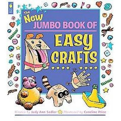 The New Jumbo Book of Easy Crafts (Paperback)