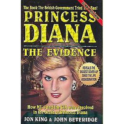 Princess Diana (Updated) (Paperback)