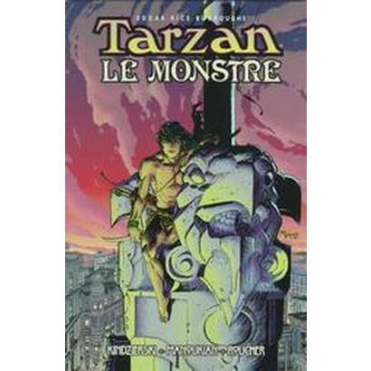 Edgar Rice Burroughs' Tarzan Le Monstre (Paperback)