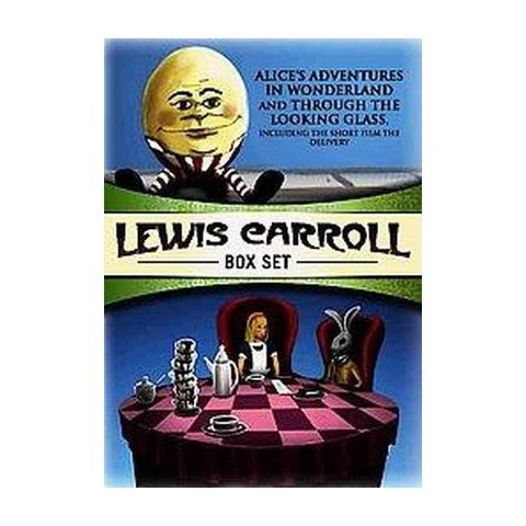 Lewis Carroll Box Set (Unabridged) (Compact Disc)