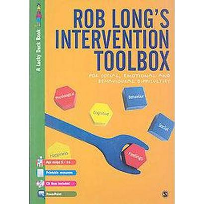 Rob Long's Intervention Toolbox (Mixed media product)