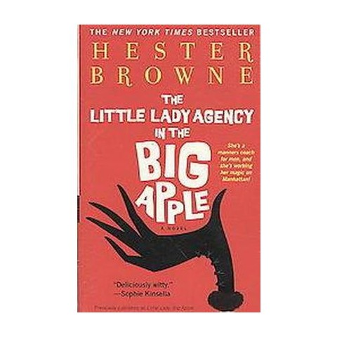 The Little Lady Agency in the Big Apple (Reprint) (Paperback)