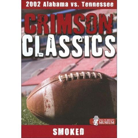 Crimson Classics: 2002 Alabama vs. Tennessee