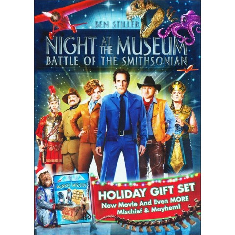 Night at the Museum: Battle of the Smithsonian [Special Edition] [2 Discs]