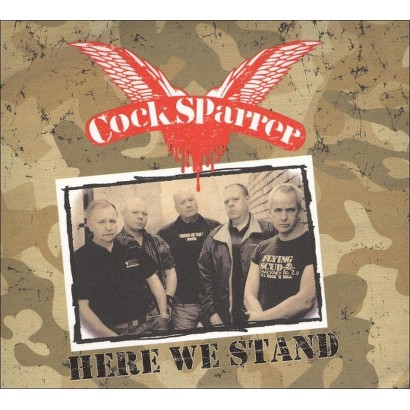Here We Stand (CD/DVD)